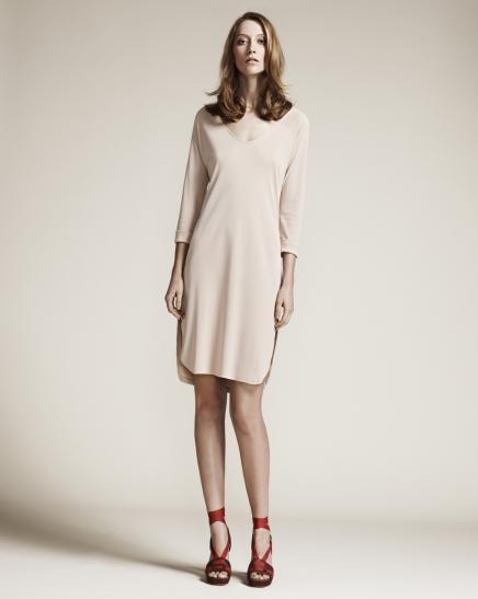 filippa k vit klänning
